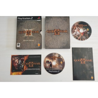 God of War II Édition Speciale