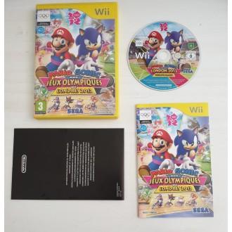 Mario & Sonic aux Jeux...