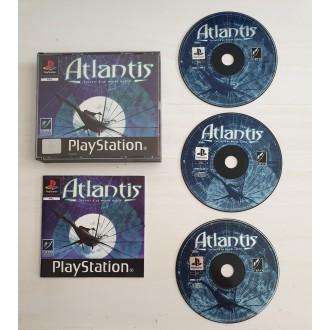 Atlantis : Secrets d'un...