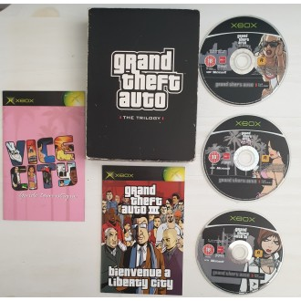 Grand Theft Auto : The Trilogy