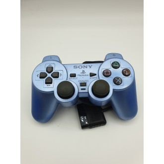 Manette Playstation 2 Aqua Blue
