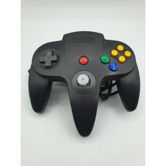 Manette Nintendo 64 Noire