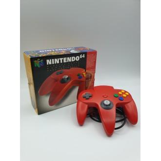 Manette Nintendo 64 Rouge...