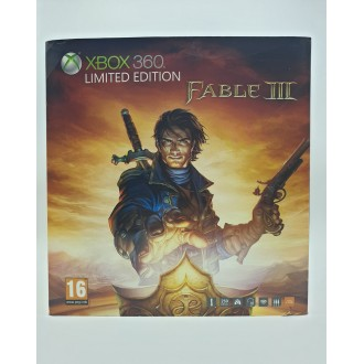 Xbox 360 Slim Limited Edition Fable III