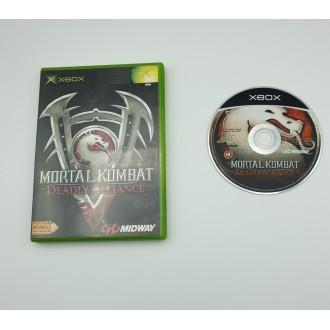 Mortal Kombat : Deadly...
