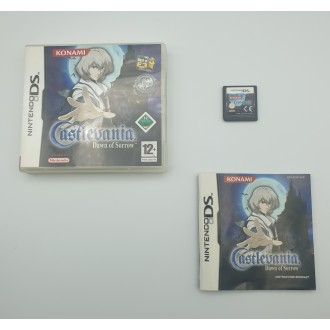 Castlevania : Dawn of Sorrow