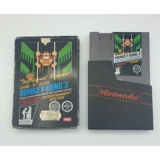 Donkey Kong 3 ASD