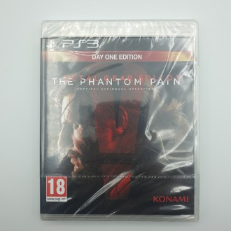 Metal Gear Solid V : The...