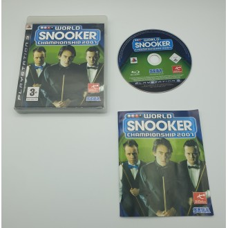 World Snooker Championship...