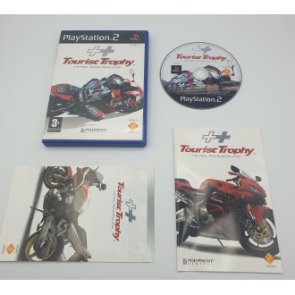 Tourist Trophy : The Real Riding Simulator