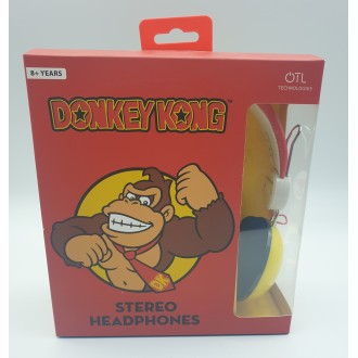 Donkey Kong Casque Stereo