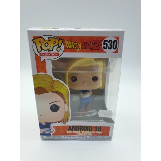Figurine POP n°530 ANDROID 18