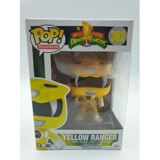 Figurine POP n°362 YELLOW...