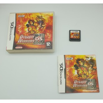Dynasty Warriors DS