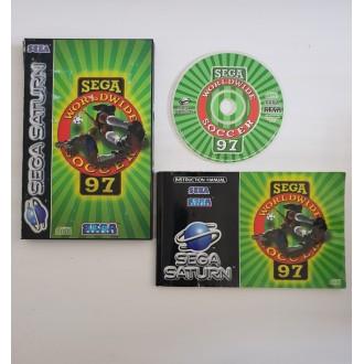 Sega Worldwilde Soccer 97