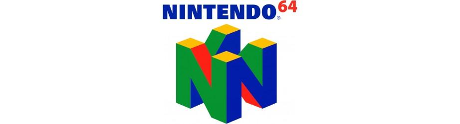 Jeux Nintendo 64